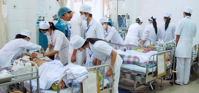công việc điều dưỡng viên