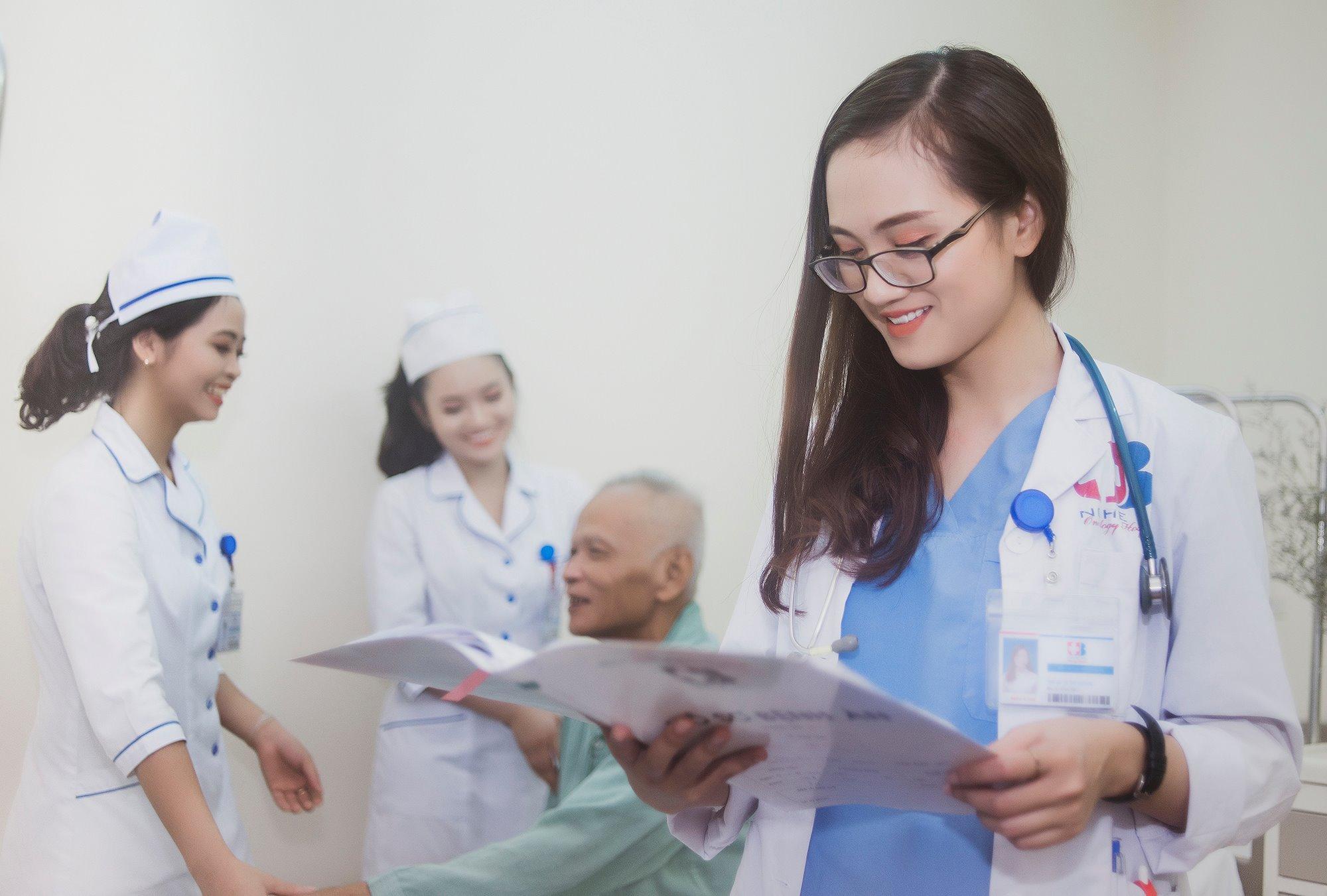 những thuận lợi khi làm nghề điều dưỡng