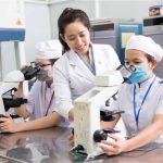 điểm sàn cao đẳng khối ngành chăm sóc sức khoẻ