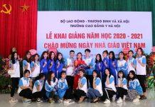 khai giảng năm học 2020